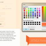 HTML5 CSS3 Webdesign Formular Beispiele