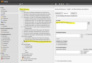 Typo Script Pagetree Navtitle SEO Suchmaschinenoptimierung aus Duisburg