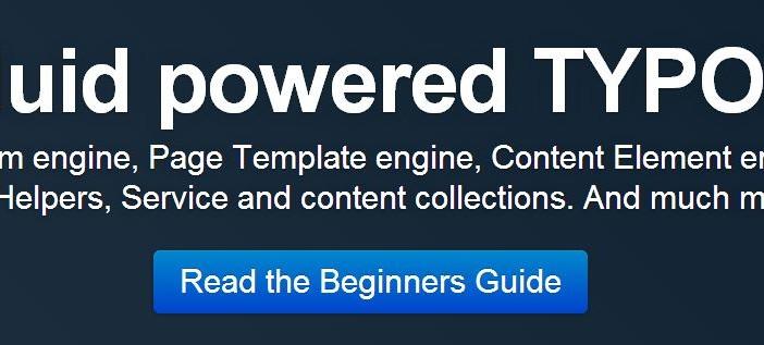 TYPO3 Twitter Bootstrap Fluidtemplates