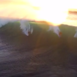 GoPro Drohne Surfer Surfing Hawaii Oahu Pipeline Winter 2013 Vimeo