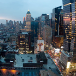 Vimeo Hit Geoff Tompkinsn Moving through New York Zeitraffer Video