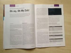 oh-my-zsh Roland Golla MAC PHP-Magazin